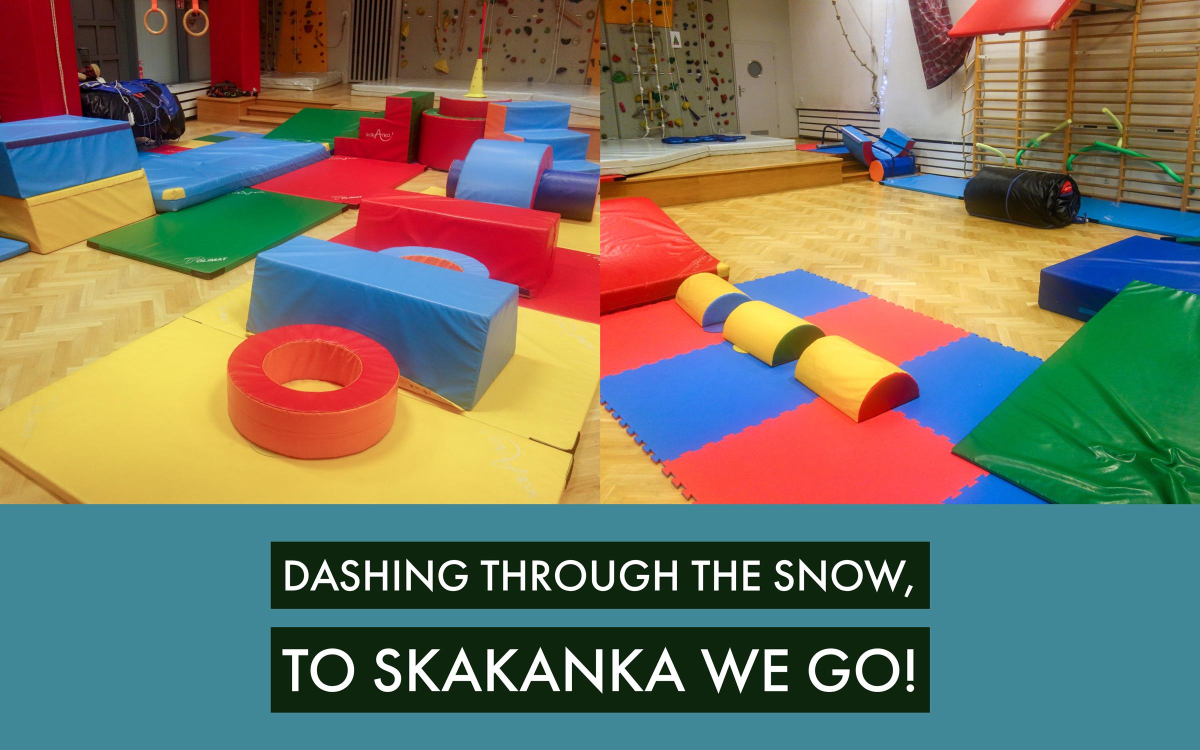 🌟 Dashing through the snow, to SkakAnka we go