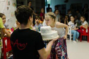 Przyjęcia urodzinowe